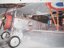 Construction de A à Z d'un Nieuport 17 par Fréderic .D